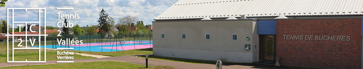 Tennis Club des 2 Vallées